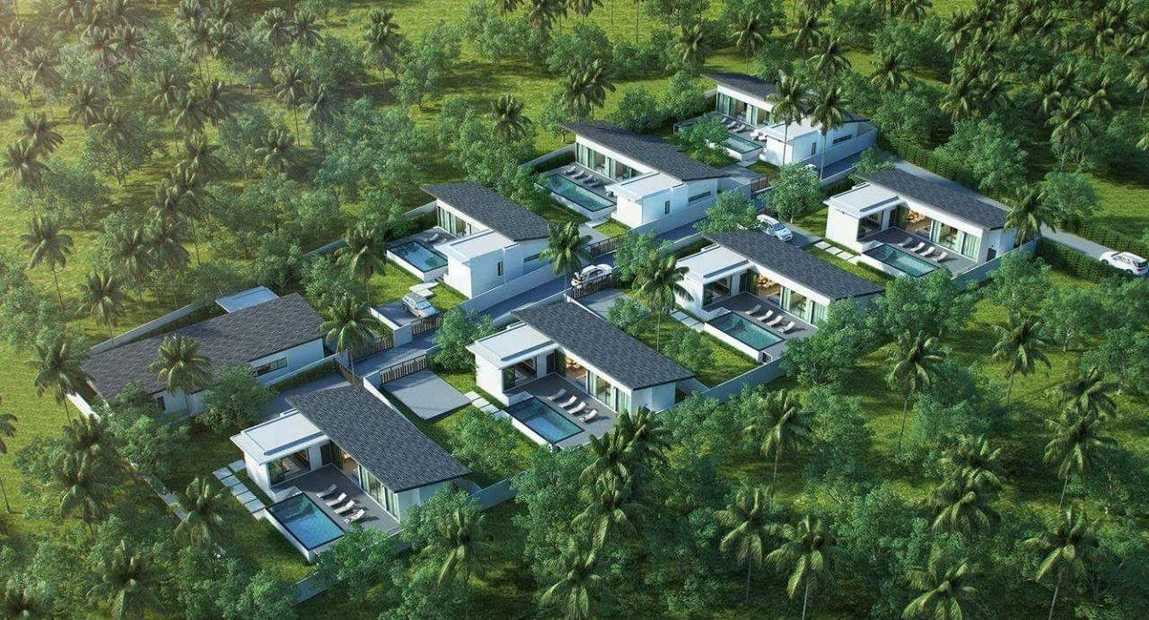 RE/MAX Island Real Estate Agency's 2 Bedroom Poolvilla for sale in Meanam 4
