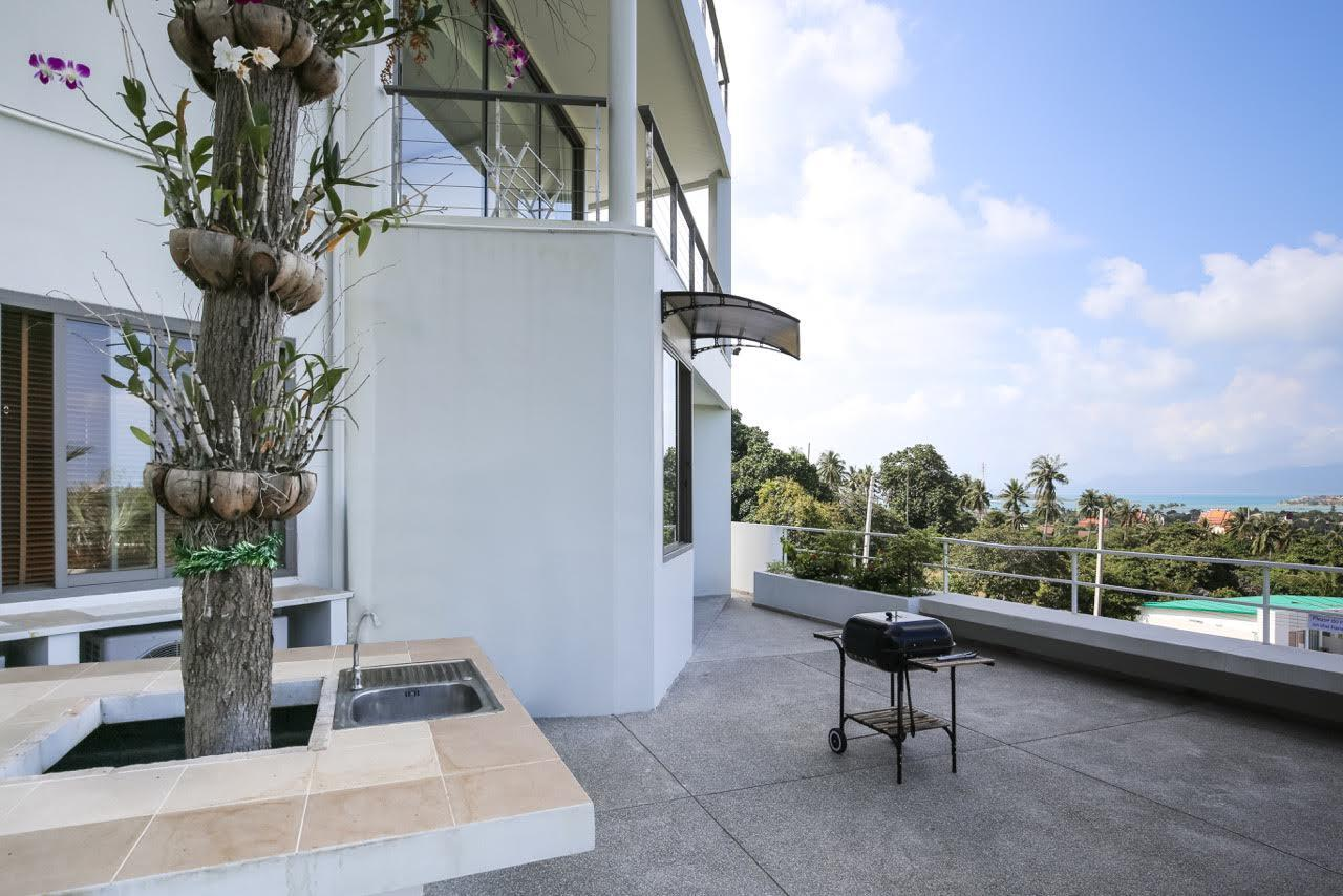RE/MAX Island Real Estate Agency's Unique villa for sale in Plae Laem 17
