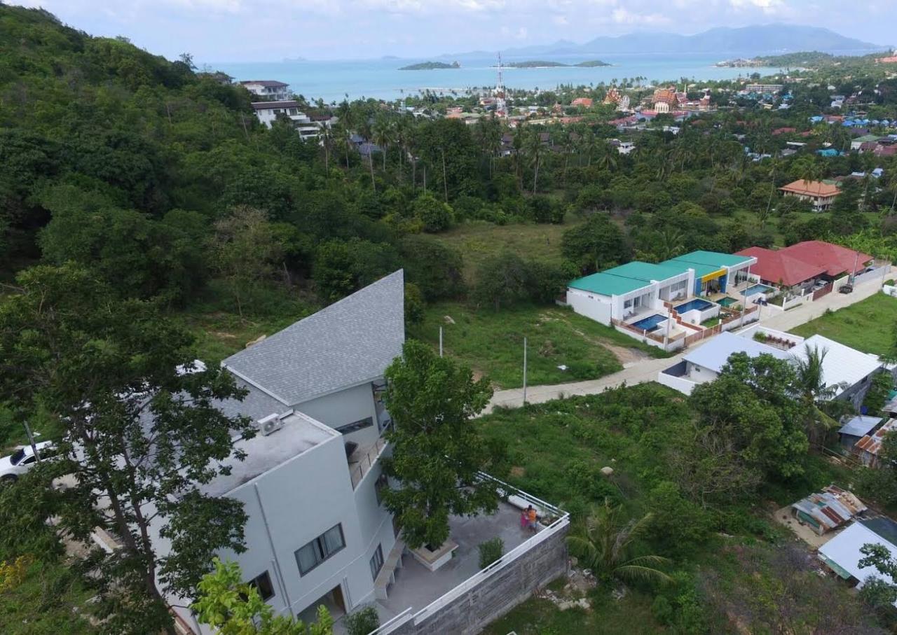 RE/MAX Island Real Estate Agency's Unique villa for sale in Plae Laem 20