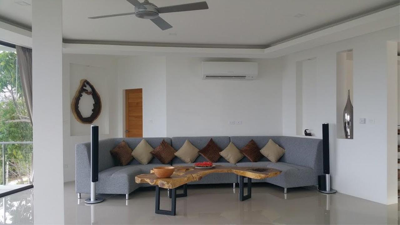 RE/MAX Island Real Estate Agency's Unique villa for sale in Plae Laem 23