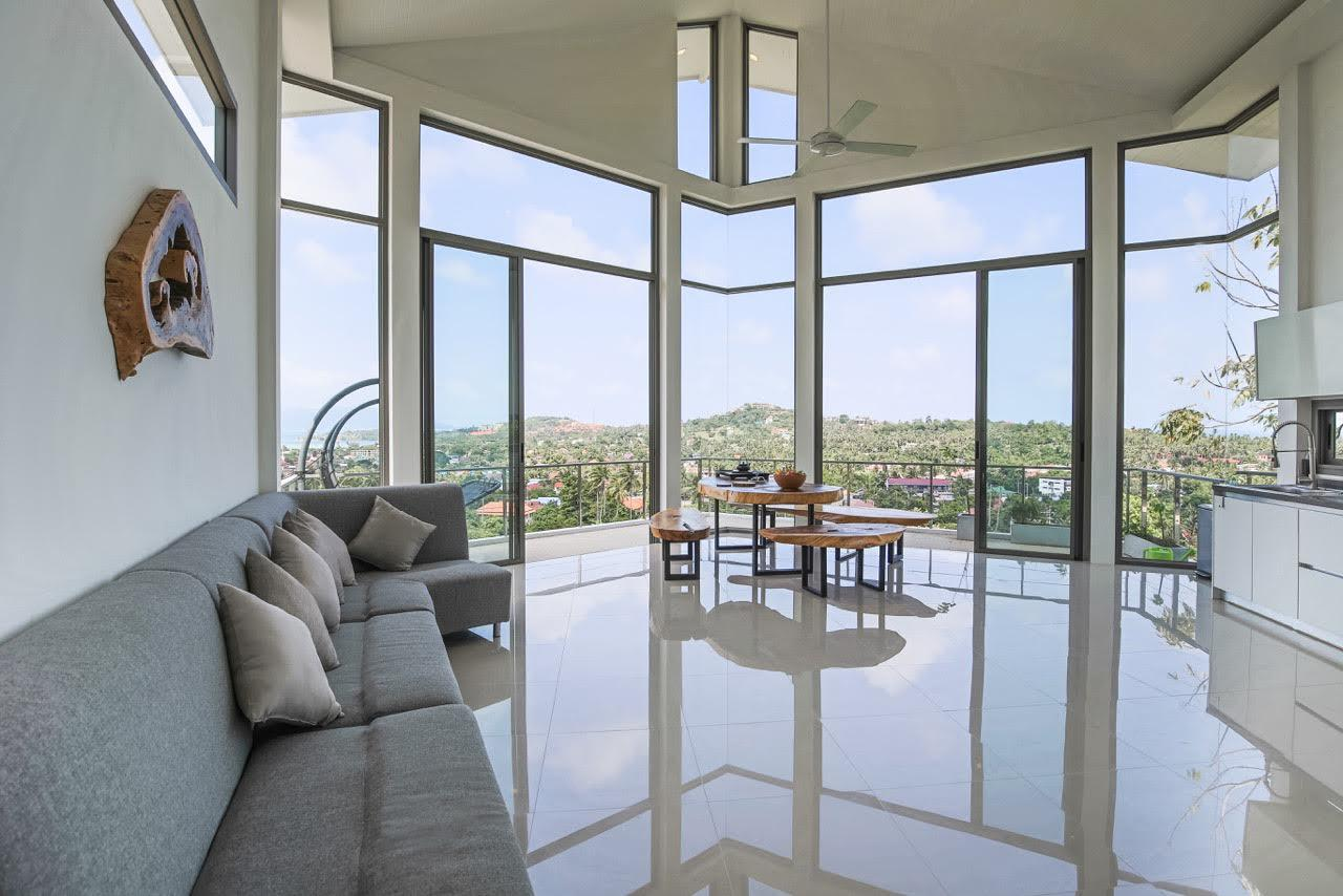 RE/MAX Island Real Estate Agency's Unique villa for sale in Plae Laem 3