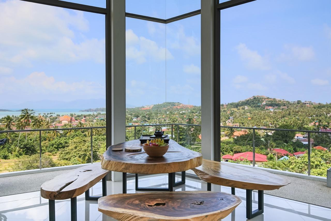 RE/MAX Island Real Estate Agency's Unique villa for sale in Plae Laem 5