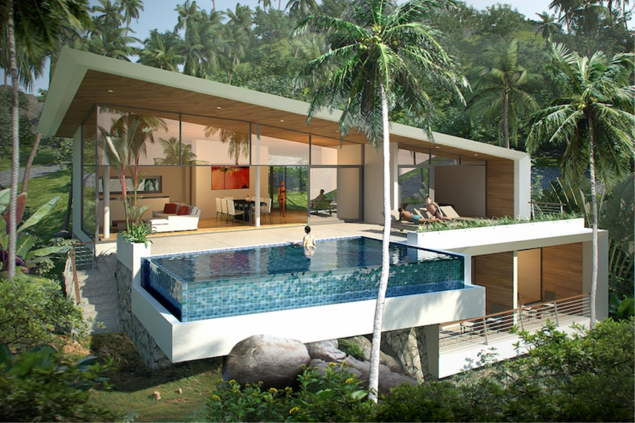 RE/MAX Island Real Estate Agency's Exclusive villa for sale in Lamai 2