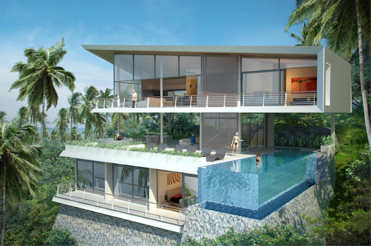 RE/MAX Island Real Estate Agency's Exclusive villa for sale in Lamai 4