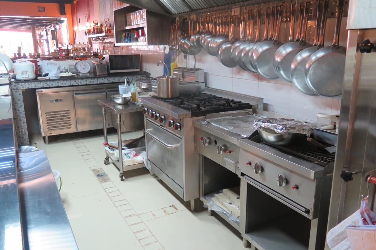 RE/MAX Island Real Estate Agency's Italian restaurant for sale in Choeng Mo 4