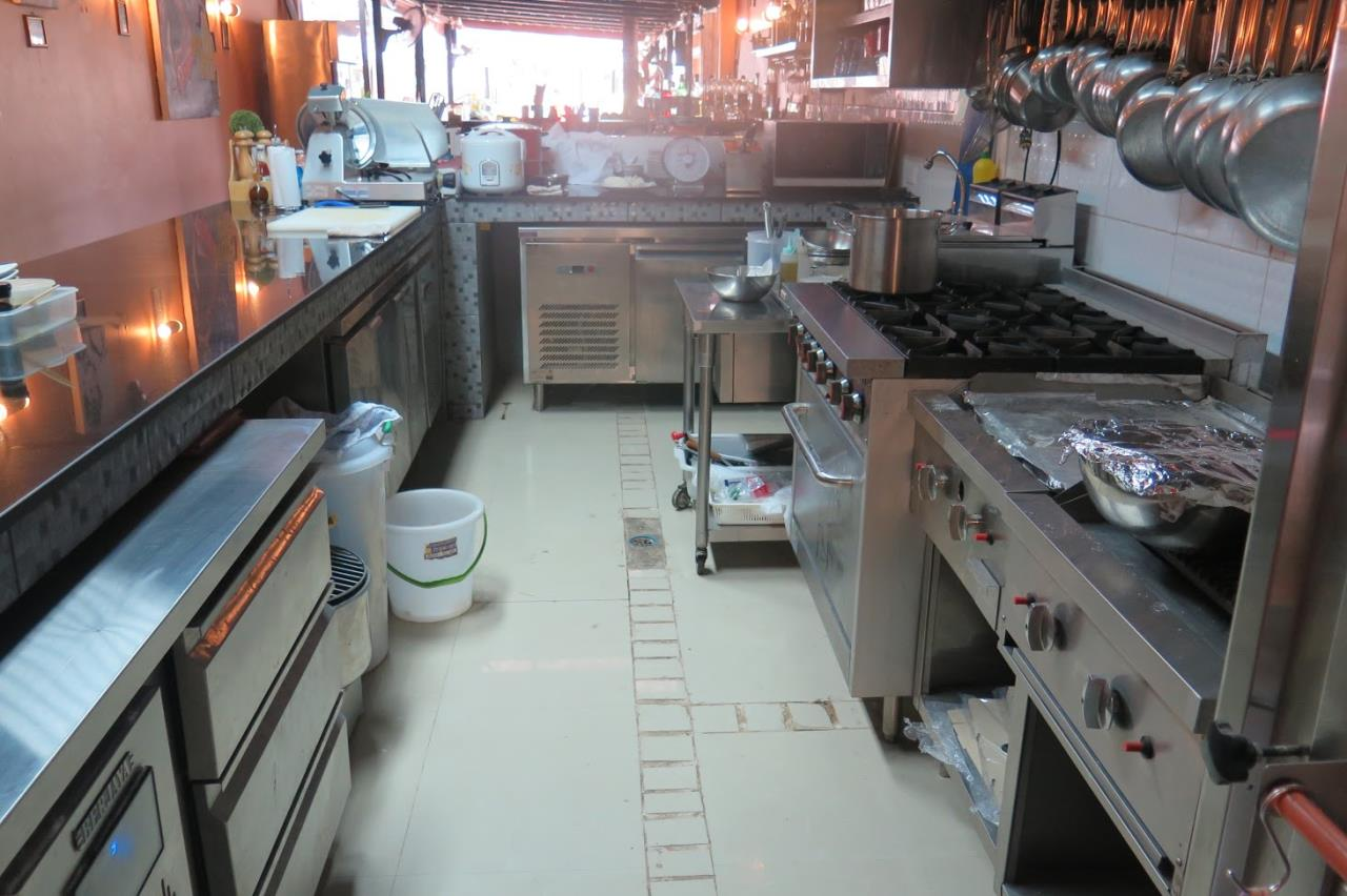 RE/MAX Island Real Estate Agency's Italian restaurant for sale in Choeng Mo 5