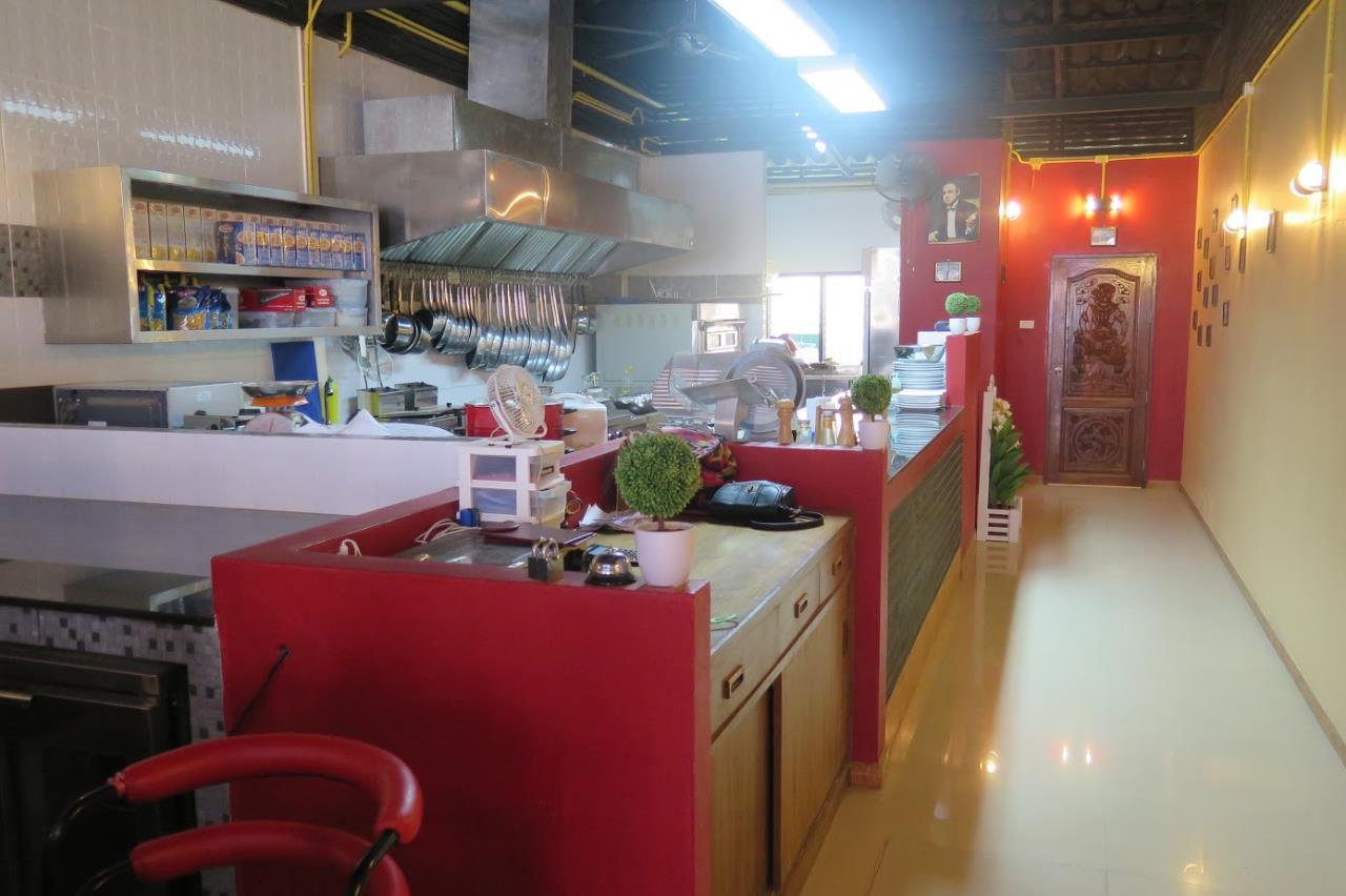 RE/MAX Island Real Estate Agency's Italian restaurant for sale in Choeng Mo 11