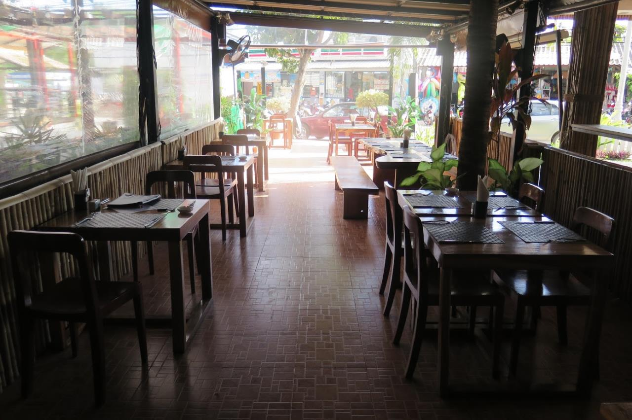 RE/MAX Island Real Estate Agency's Italian restaurant for sale in Choeng Mo 13