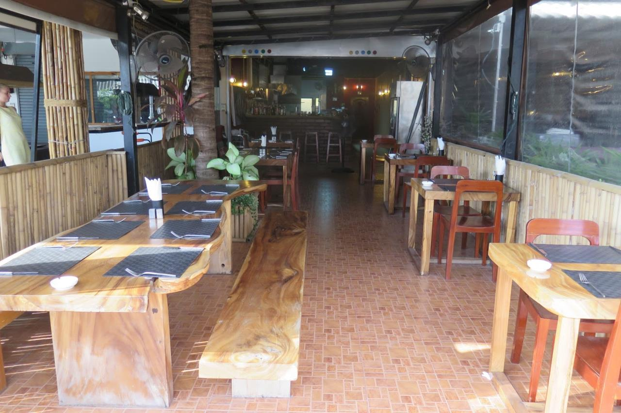 RE/MAX Island Real Estate Agency's Italian restaurant for sale in Choeng Mo 15