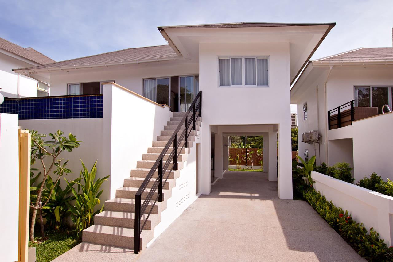 RE/MAX Island Real Estate Agency's Brand new 3 bedroom house in Choeng Mon Beach. 20