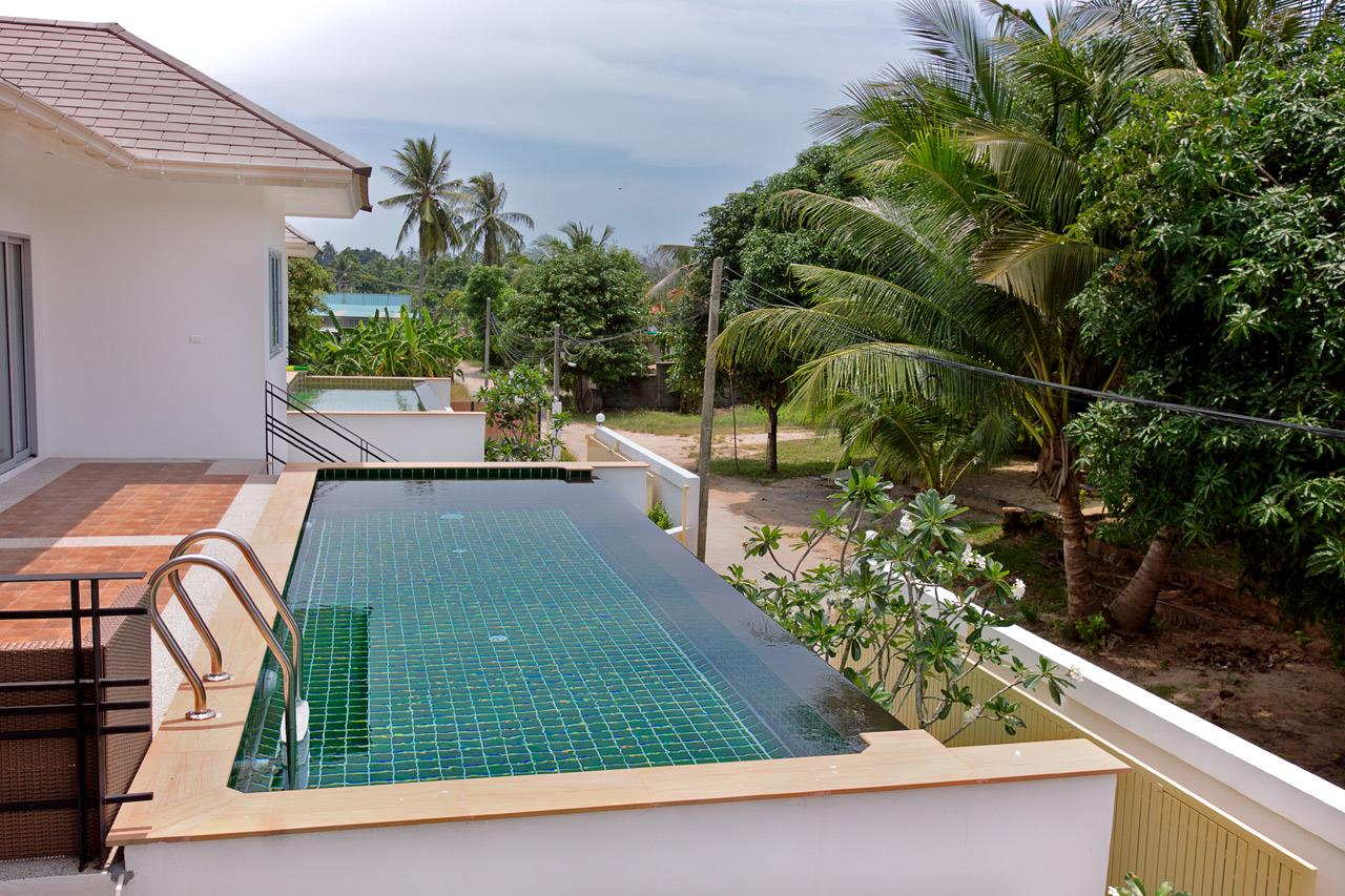 RE/MAX Island Real Estate Agency's Brand new 3 bedroom house in Choeng Mon Beach. 32