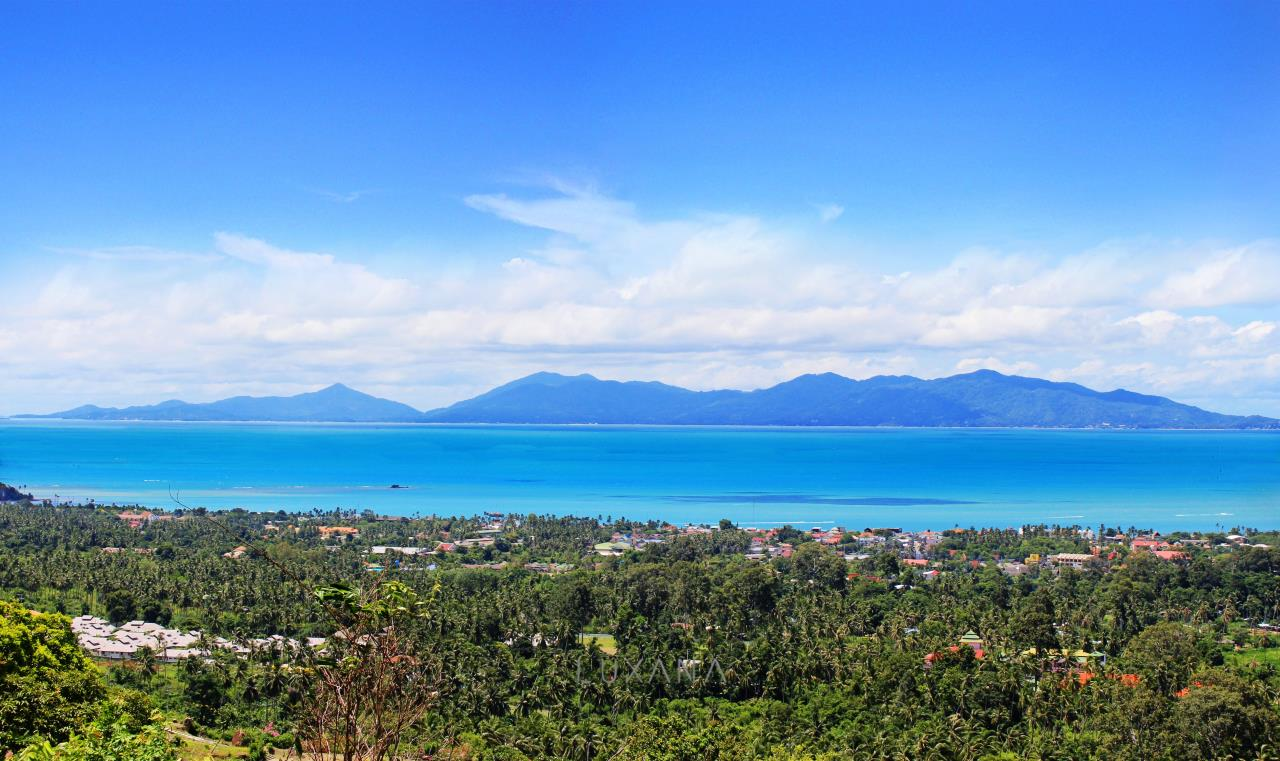 RE/MAX Island Real Estate Agency's EM010 - Stunning Ocean View Villas in Bophut for Sale -Excellent Investment Opportunity 1