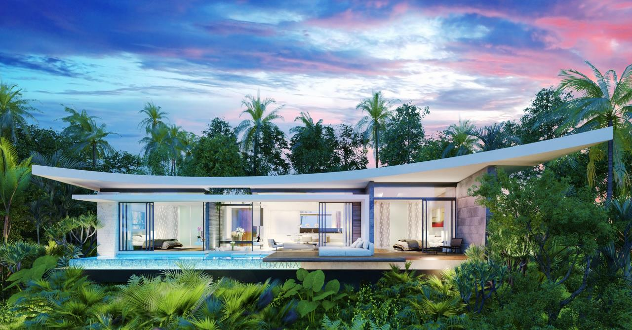RE/MAX Island Real Estate Agency's EM010 - Stunning Ocean View Villas in Bophut for Sale -Excellent Investment Opportunity 13