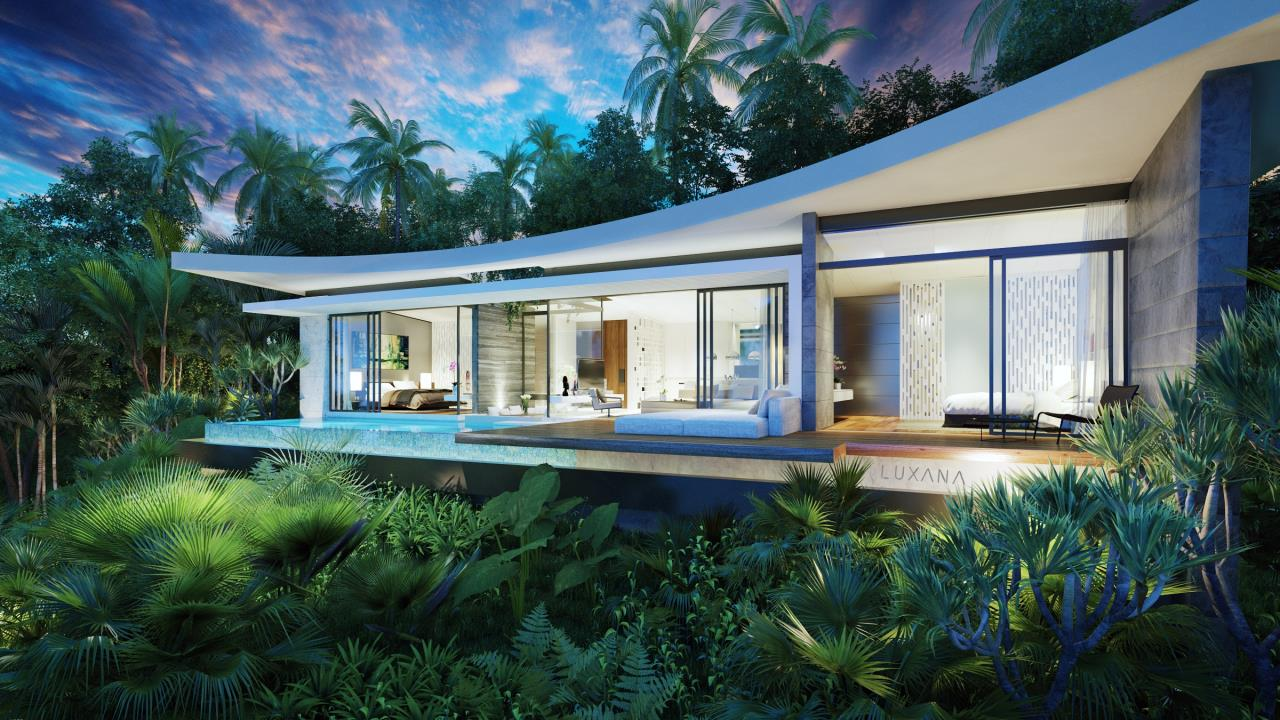 RE/MAX Island Real Estate Agency's EM010 - Stunning Ocean View Villas in Bophut for Sale -Excellent Investment Opportunity 4