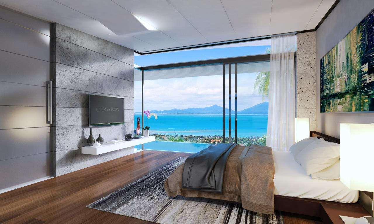 RE/MAX Island Real Estate Agency's EM010 - Stunning Ocean View Villas in Bophut for Sale -Excellent Investment Opportunity 11