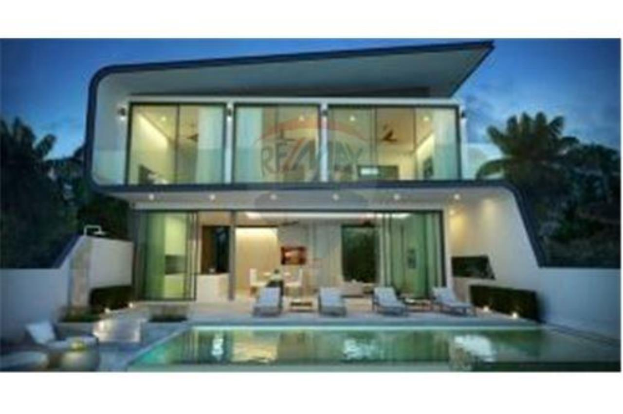 RE/MAX Island Real Estate Agency's 3 BEDROOM LUXURY POOL VILLA FOR SALE IN BOPHUT 1