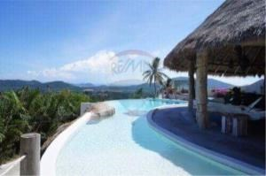 RE/MAX Island Real Estate Agency's sea views Bali style and atypical house. 13