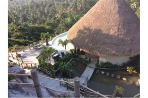 RE/MAX Island Real Estate Agency's sea views Bali style and atypical house. 20
