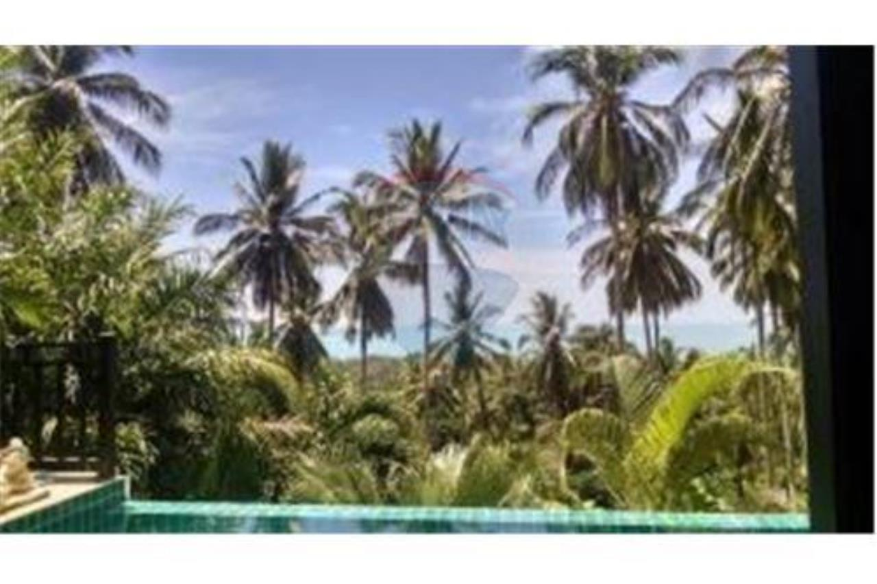 RE/MAX Island Real Estate Agency's BEAUTIFULL SEA VIEW VILLA FOR SALE IN CHAWENG 19