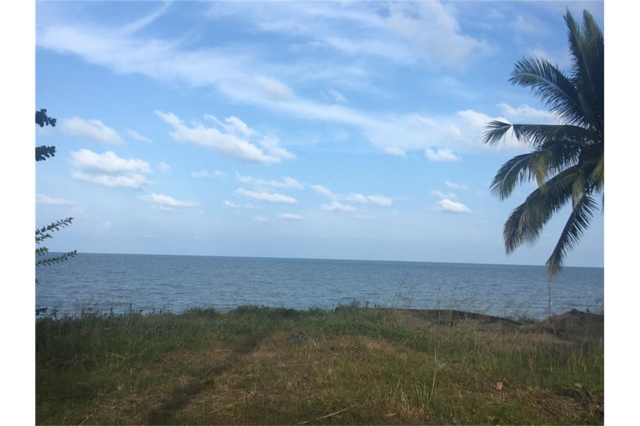 RE/MAX Island Real Estate Agency's Affordable beach land for sale in Tha Sala. 8