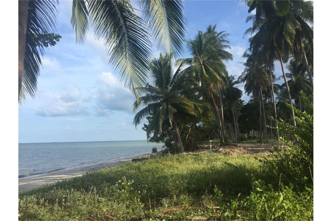 RE/MAX Island Real Estate Agency's Affordable beach land for sale in Tha Sala. 4