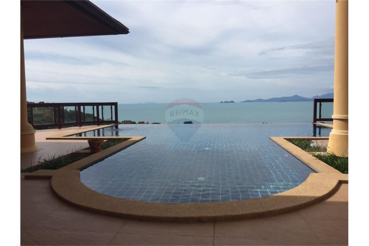 RE/MAX Island Real Estate Agency's Sea View Pool Villa for sale in Bangpor, Koh Samui 2