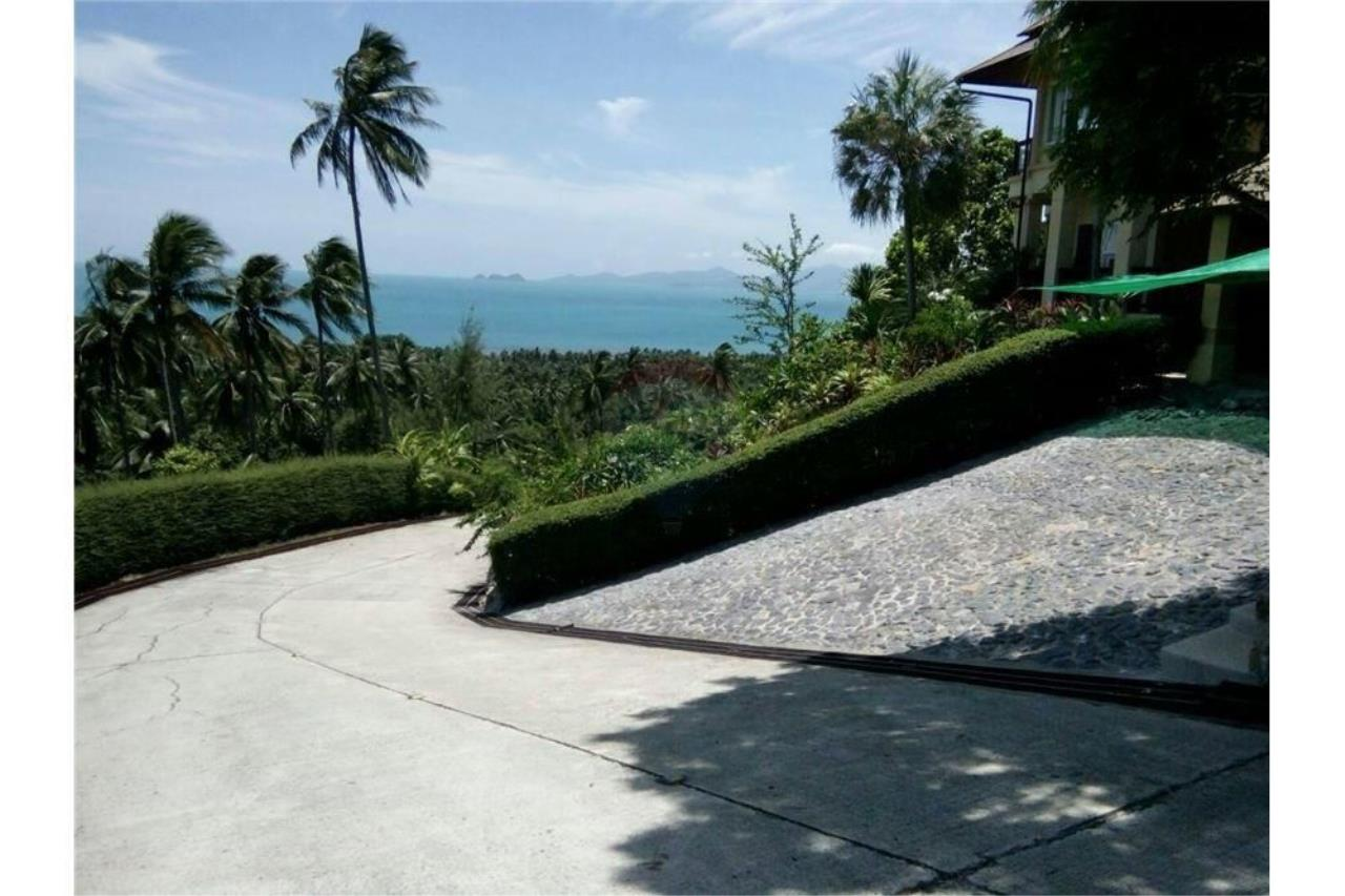 RE/MAX Island Real Estate Agency's Sea View Pool Villa for sale in Bangpor, Koh Samui 14