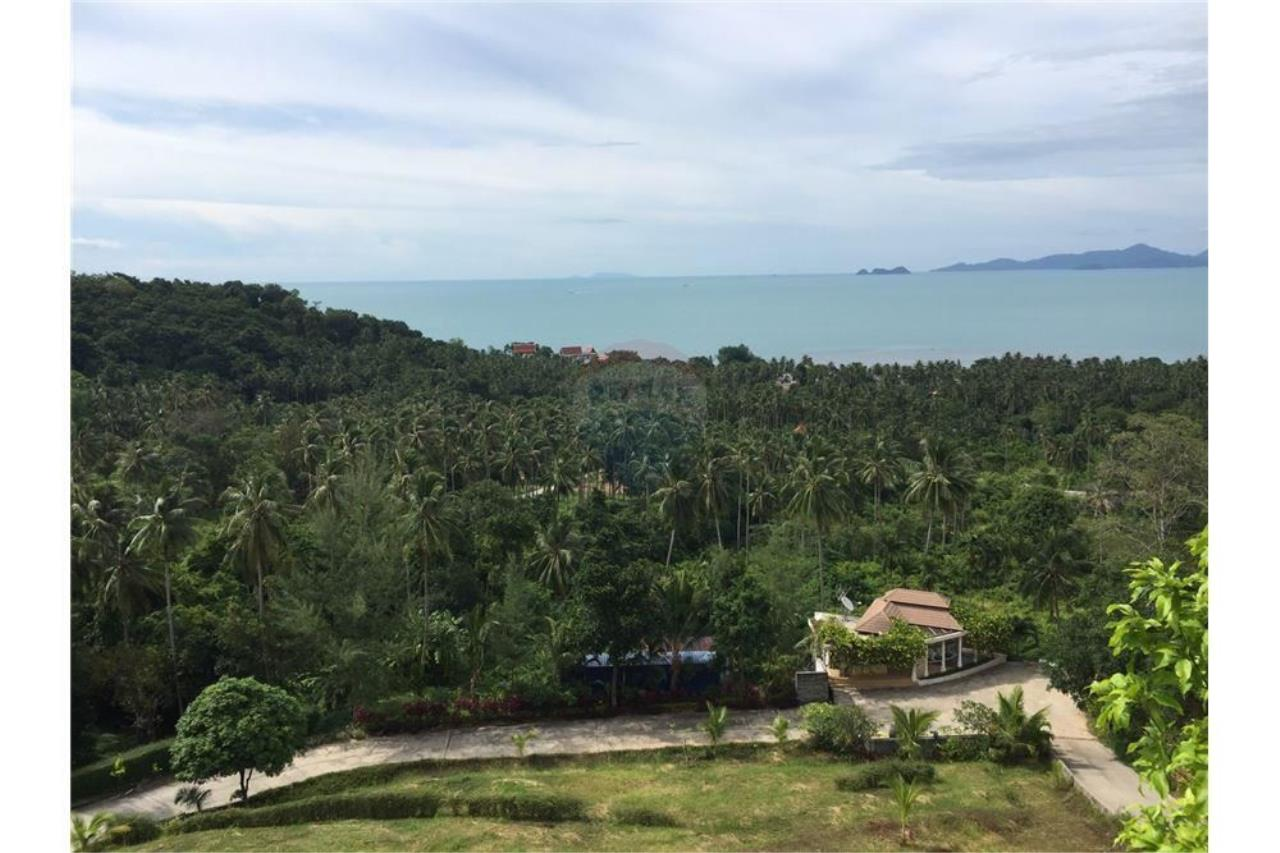 RE/MAX Island Real Estate Agency's Sea View Pool Villa for sale in Bangpor, Koh Samui 21