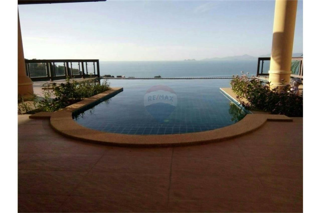 RE/MAX Island Real Estate Agency's Sea View Pool Villa for sale in Bangpor, Koh Samui 19