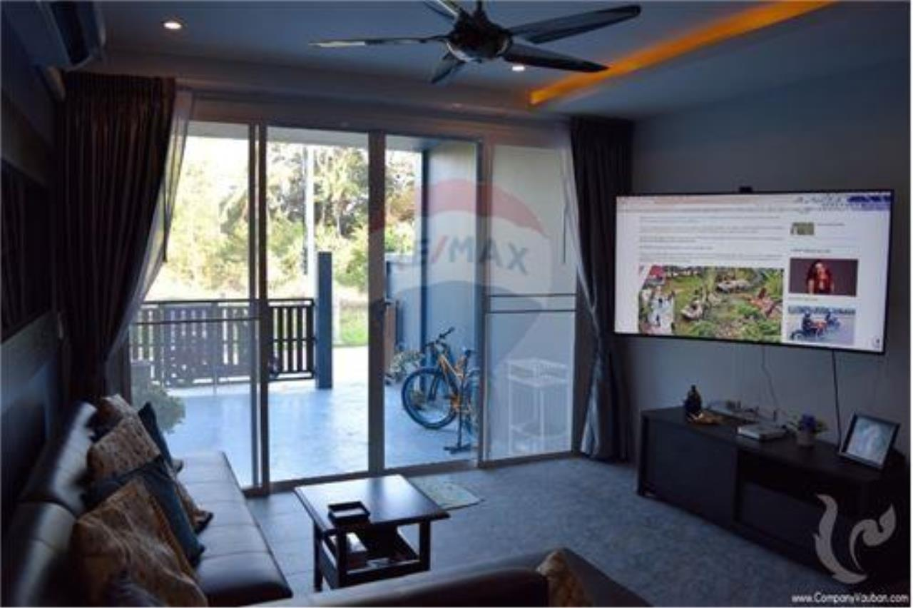 RE/MAX Island Real Estate Agency's 2 bedroom townhouse for sale in Bophut. 1