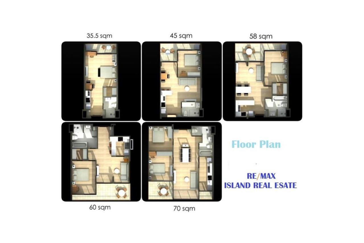 RE/MAX Island Real Estate Agency's This free-hold condominium for sale in Chaweng 10