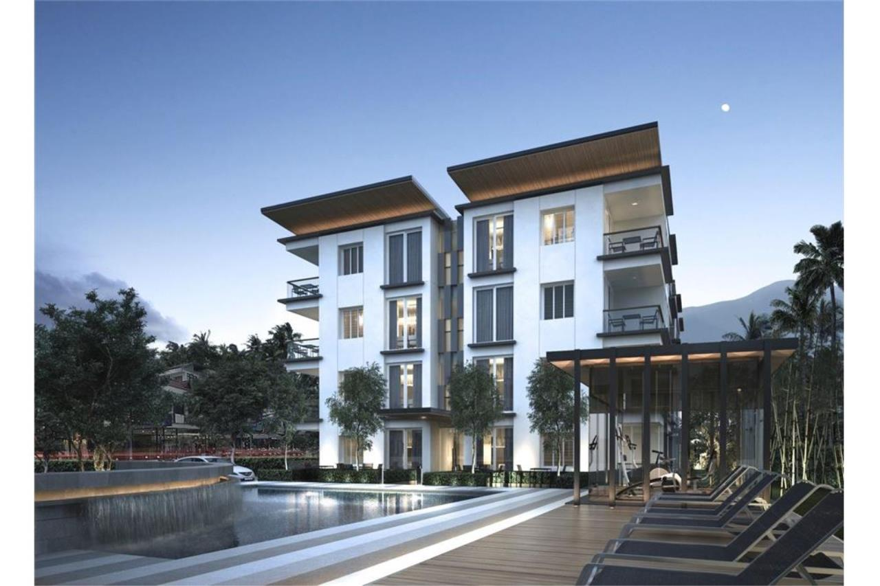 RE/MAX Island Real Estate Agency's Free-hold condominium for sale in Chaweng 8