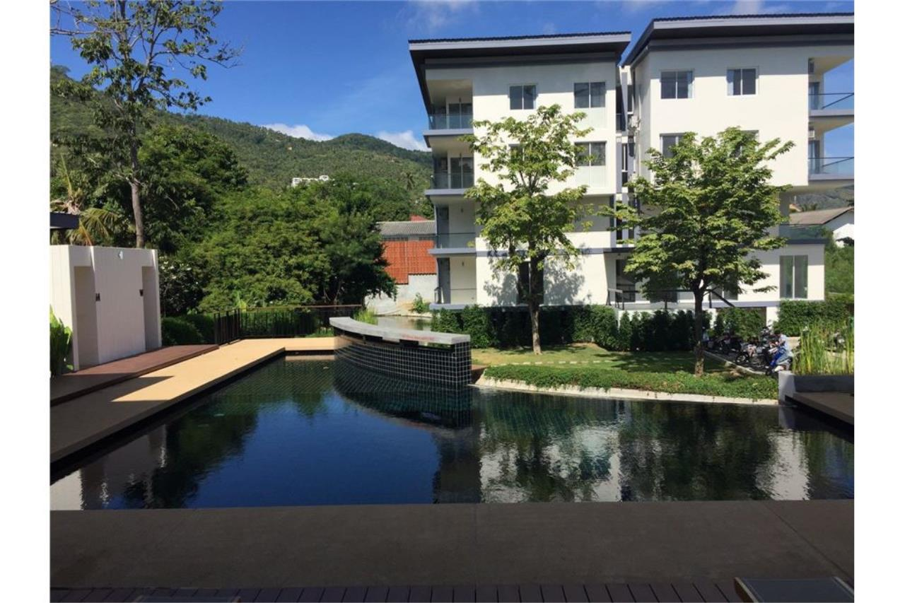 RE/MAX Island Real Estate Agency's Free-hold condominium for sale in Chaweng 9