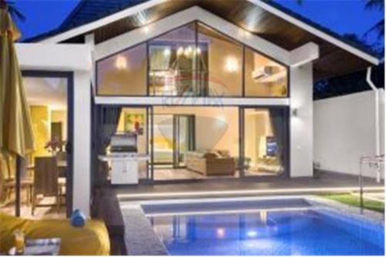 RE/MAX Island Real Estate Agency's 2 BEDROOM POOL  VILLA FOR SALE IN MAE NAM 3