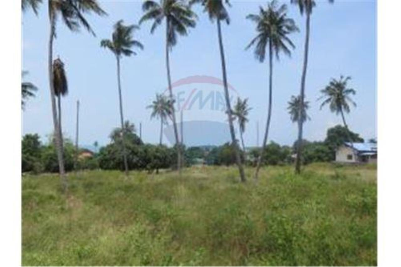 RE/MAX Island Real Estate Agency's 5 RAI SEA VIEW LAND FOR SALE IN BANG RAK 1