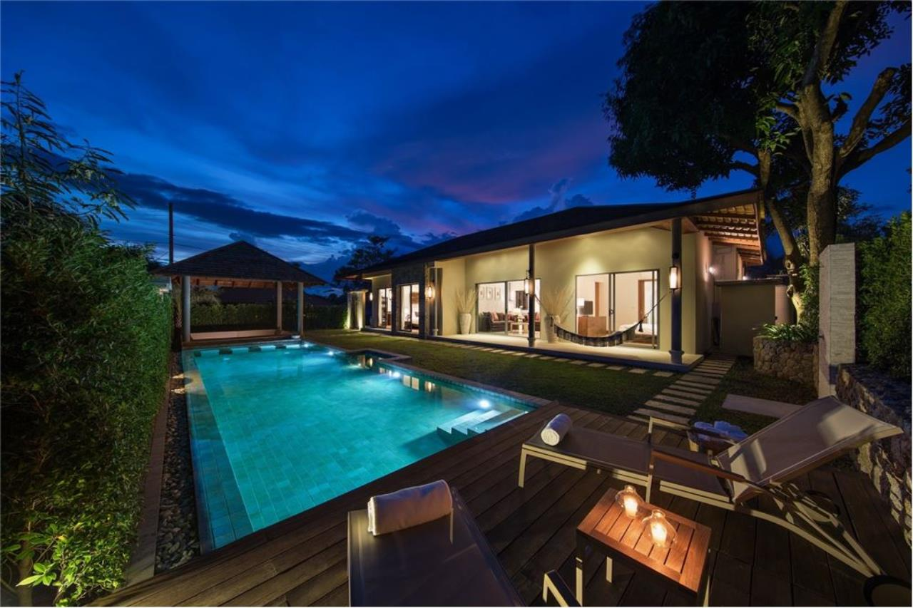 RE/MAX Island Real Estate Agency's Stunning 3 Bedroom Villa in Plai Laem for Sale 1