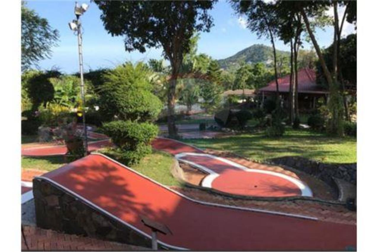 RE/MAX Island Real Estate Agency's Business Opportunity-Mini Golf Club in Choeng Mon 1