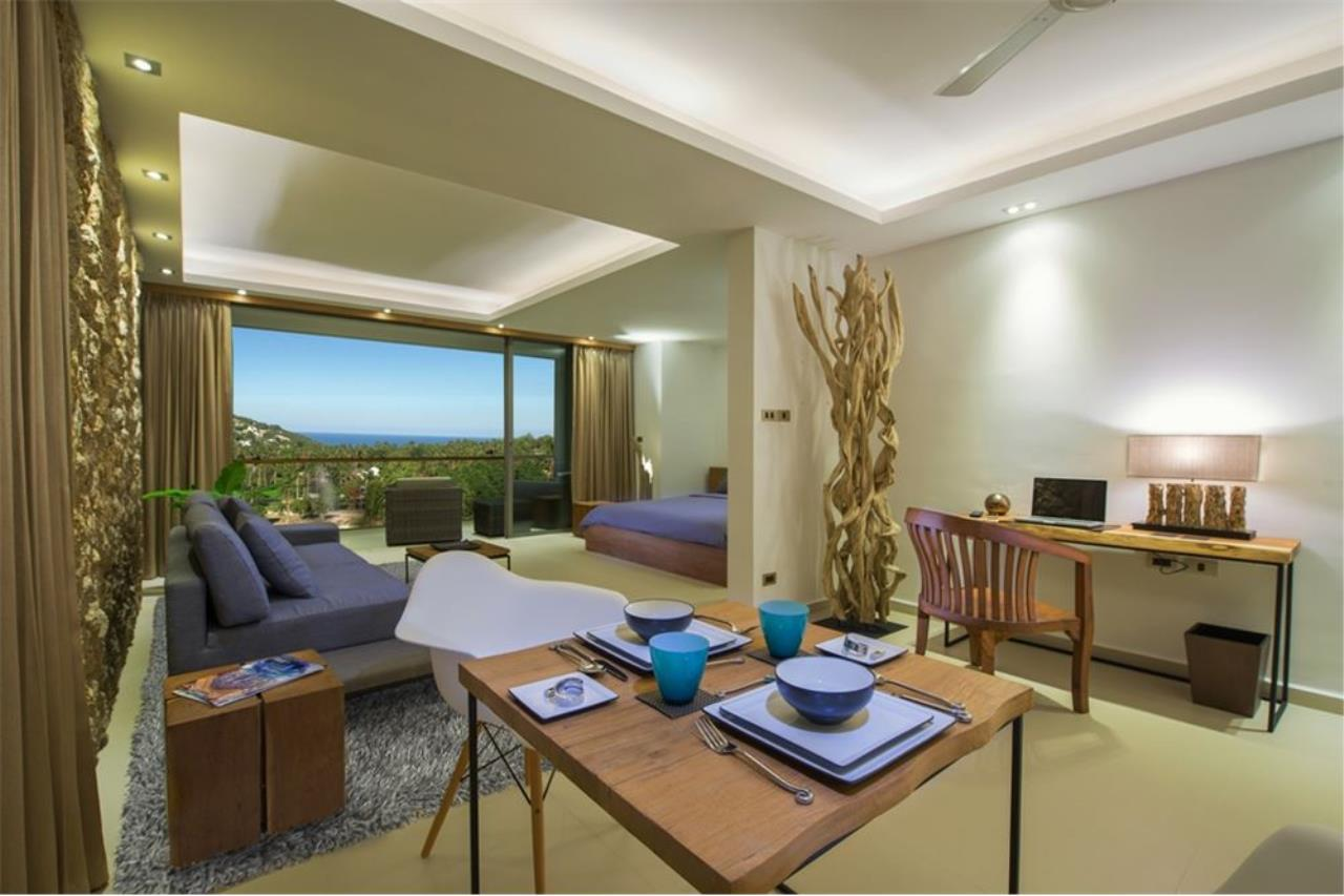 RE/MAX Island Real Estate Agency's Luxury Residence Sea View in Plai Laem for Sale 5