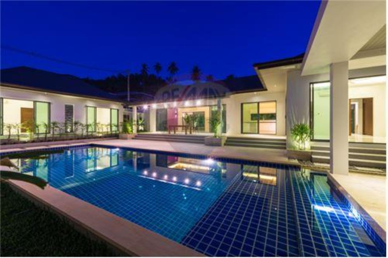 RE/MAX Island Real Estate Agency's Bali-Style Villas in Koh Samui for Sale 1