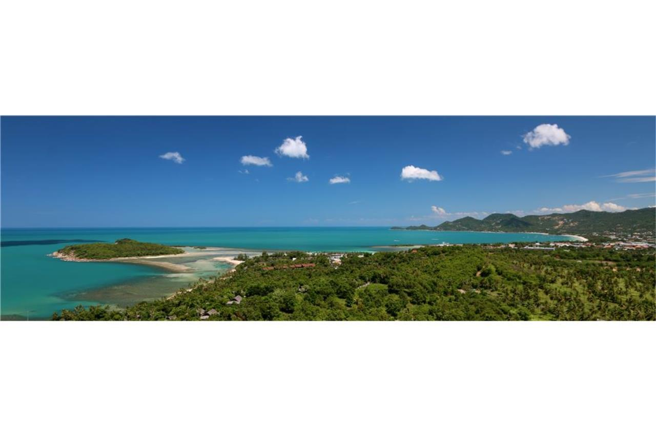 RE/MAX Island Real Estate Agency's Amazing Sea View Land Plots in Koh Samui for Sale 1