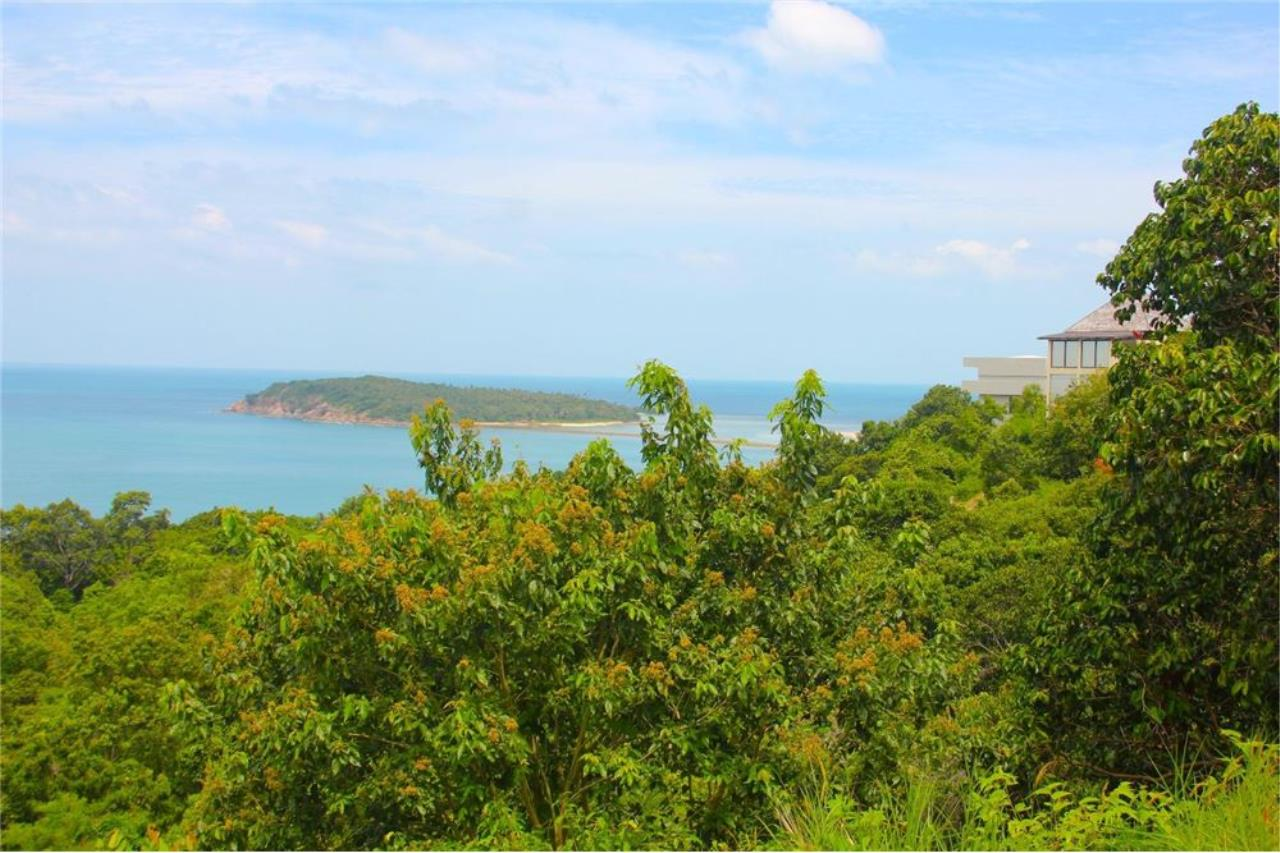RE/MAX Island Real Estate Agency's Stunning Ocean View Land in Koh Samui for Sale 1