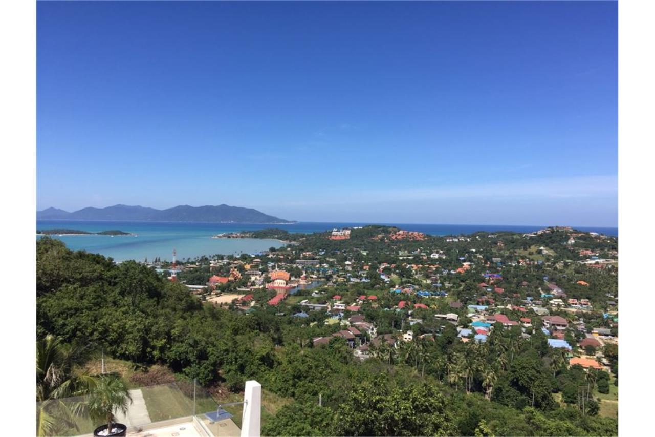 RE/MAX Island Real Estate Agency's Rare Ocean View Land Plots in Plai Laem 1