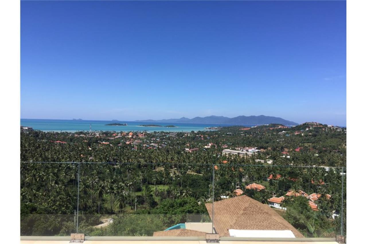 RE/MAX Island Real Estate Agency's Rare Ocean View Land Plots in Plai Laem 4