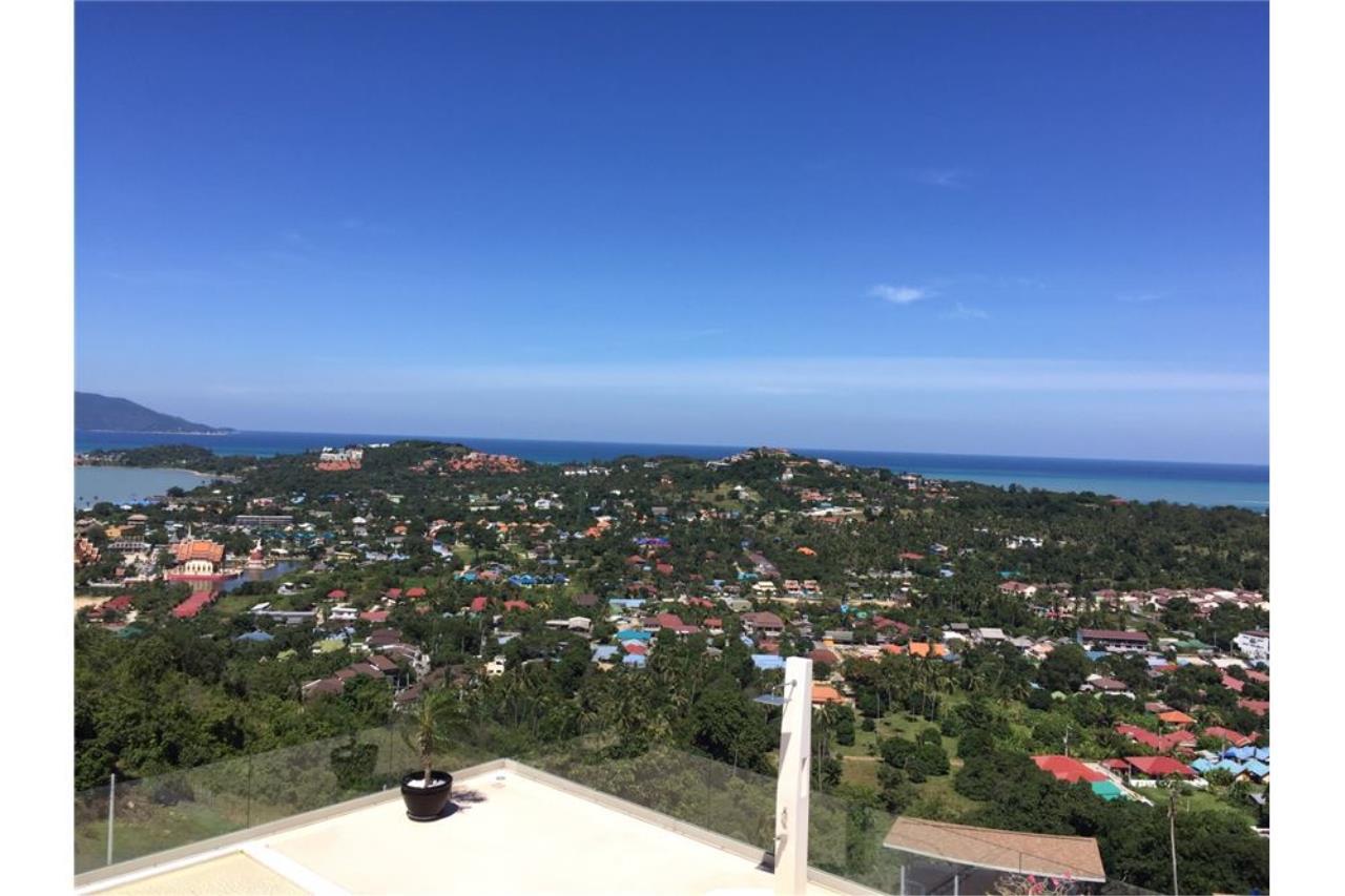 RE/MAX Island Real Estate Agency's Rare Ocean View Land Plots in Plai Laem 3