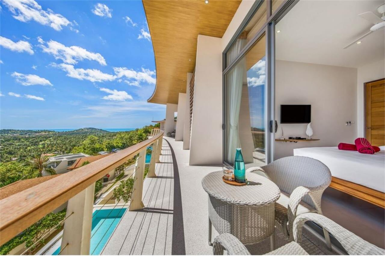 RE/MAX Island Real Estate Agency's Contemporary Villa with Panoramic View in Ko Samui 32