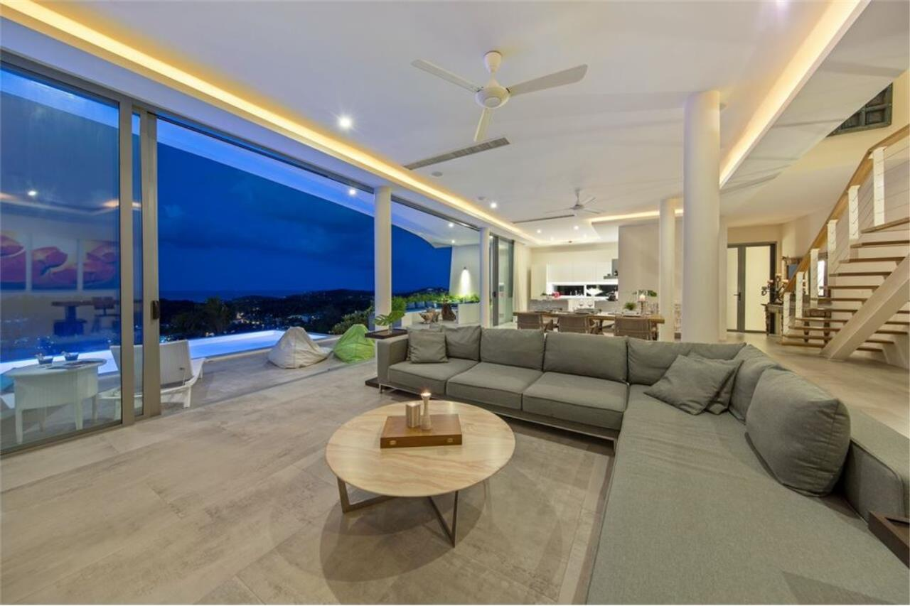 RE/MAX Island Real Estate Agency's Contemporary Villa with Panoramic View in Ko Samui 47