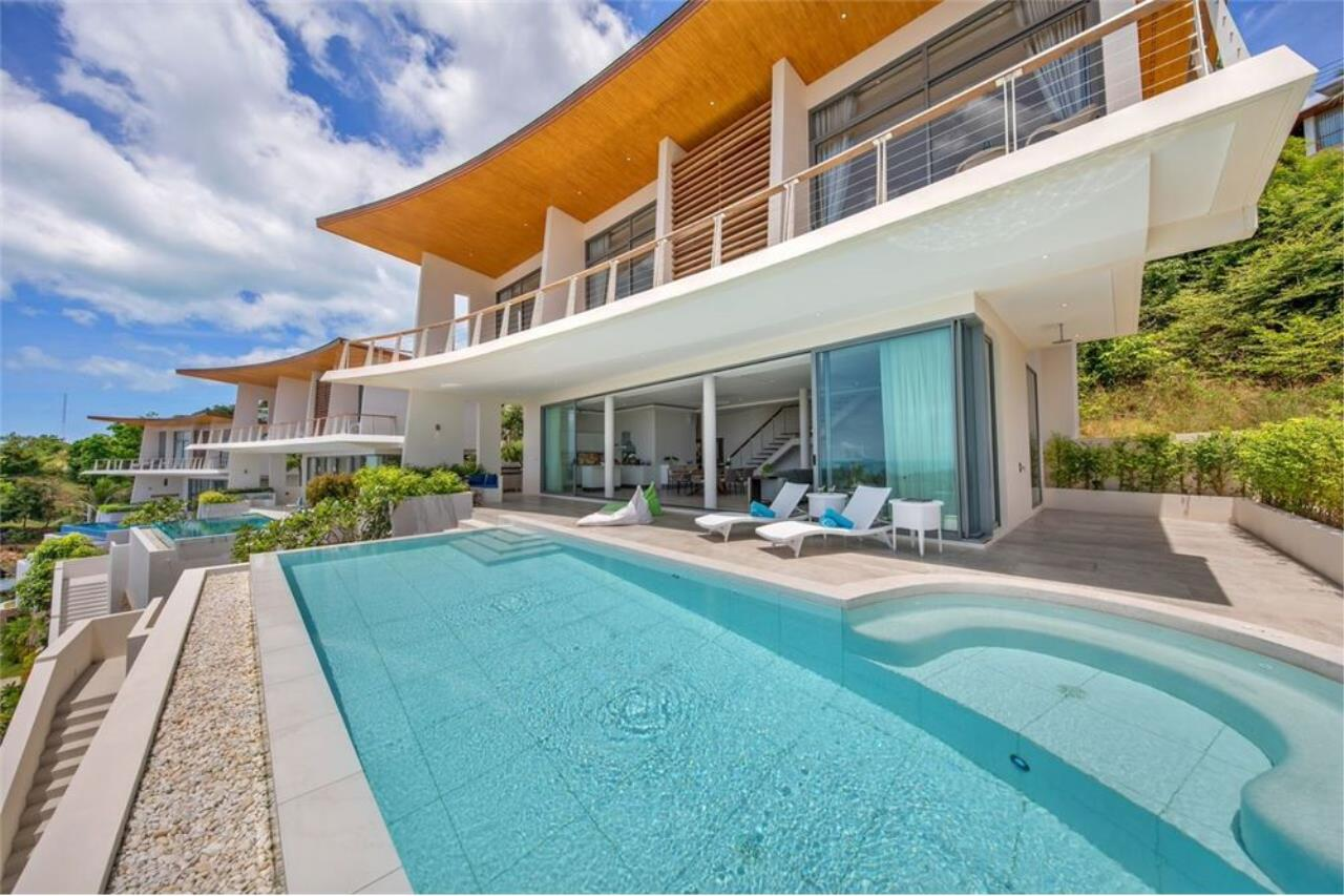 RE/MAX Island Real Estate Agency's Contemporary Villa with Panoramic View in Ko Samui 1