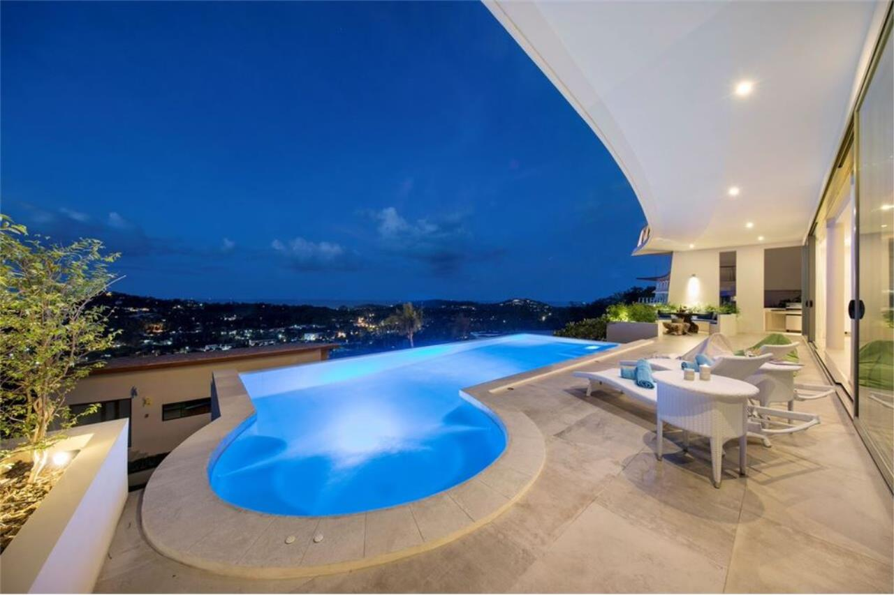 RE/MAX Island Real Estate Agency's Contemporary Villa with Panoramic View in Ko Samui 48