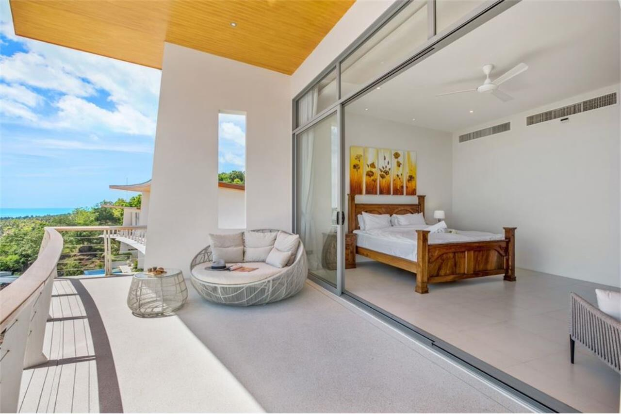 RE/MAX Island Real Estate Agency's Contemporary Villa with Panoramic View in Ko Samui 26