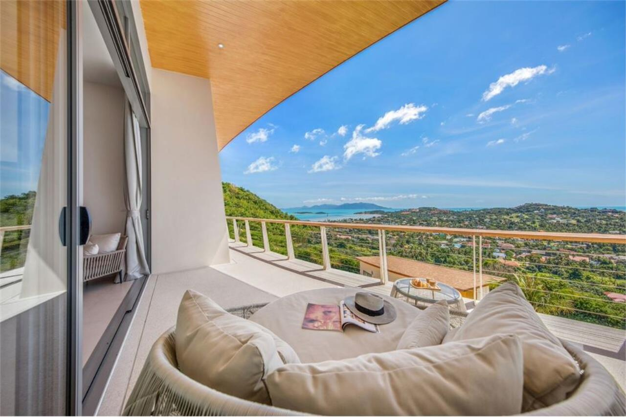 RE/MAX Island Real Estate Agency's Contemporary Villa with Panoramic View in Ko Samui 28
